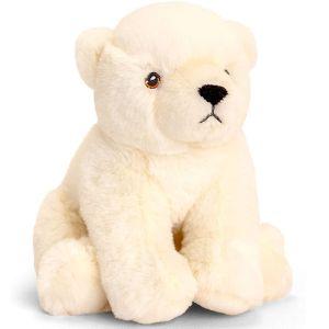 Keel Toys Keeleco Polar Bear – 18cm
