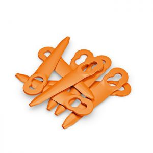 Stihl PolyCut 2-2 Plastic Blades - 8 Pack