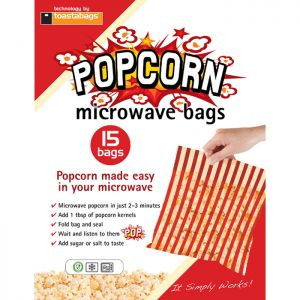 Planit Products 15 Popcorn Bags