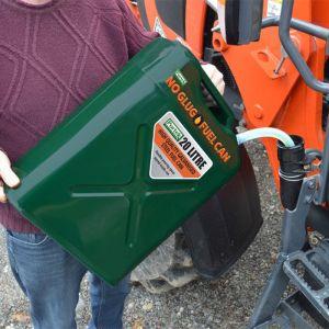 Portek No Glug Fuel Can - 20 Litres