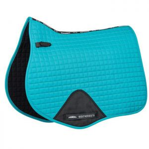 Weatherbeeta Prime All Purpose Saddle Pad - Turquoise