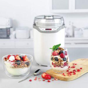 Progress EK4374P Yoghurt & Soft Cheese Maker – 1.6 litres