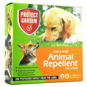 Protect Garden Animal Repellent Concentrate – 2 x 50g
