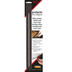 Planit Products Protecta Shelf Guard – 2 Pack