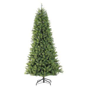Puleo Kensington Slim Fir Christmas Tree – 7.5ft