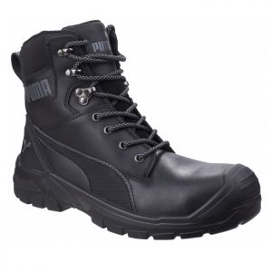 Puma Men's Conquest Safety Boots - Black