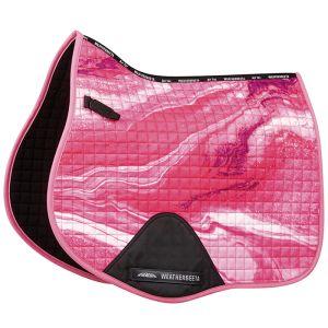 Weatherbeeta Marble All Purpose Saddle Pad – Pink