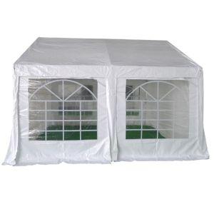 PVC Square Party Tent - 4m x 4m
