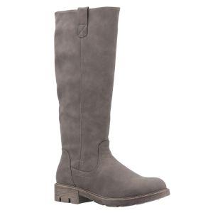 Divaz Women's Quinn Tall Boots - Olive