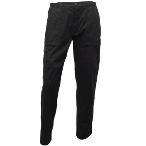 Regatta Action Trousers - Regular, Black