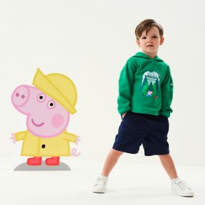 Regatta Children's Peppa Pig Hoody – Jellybean