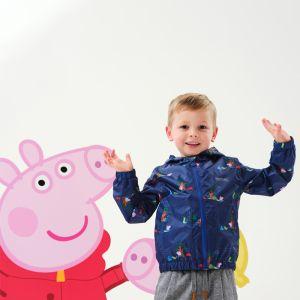 Regatta Children's Peppa Pig Muddy Puddle Jacket – New Royal