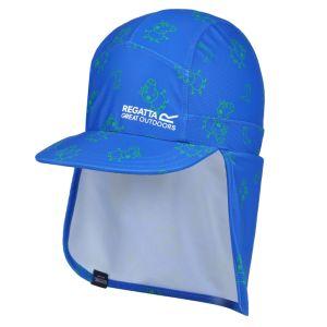 Regatta Children's Peppa Pig Protect Cap – Oxford Blue / George Dino