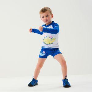 Regatta Children's Peppa Pig Rash Suit – Oxford Blue