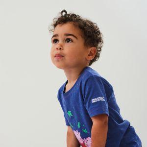 Regatta Children's Peppa Pig Tee – New Royal