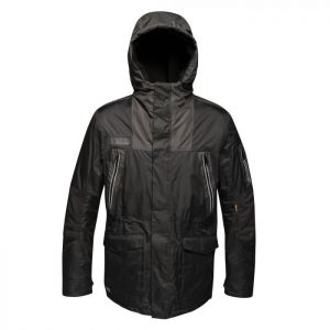Regatta Martial Insulated Jacket – Black Ash