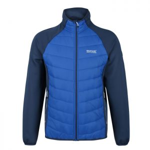 Regatta Men's Bestla Hybrid Lightweight Insulated Jacket – Dark Denim / Nautical Blue