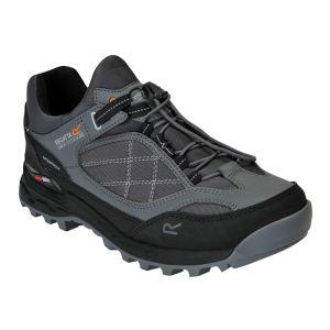 Regatta Men's Samaris Pro Low Walking Shoes– Granite