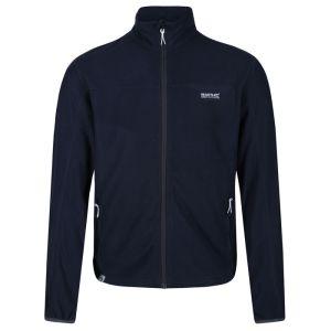 Regatta Men's Stanner Lightweight Full Zip Grid Fleece – Navy