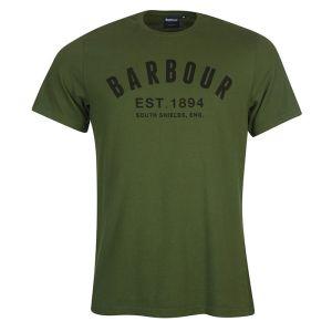Barbour Men's Ridge Logo Tee – Duffle Bag