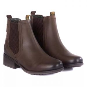 Barbour Women's Rimini Chelsea Boots - Dark Brown