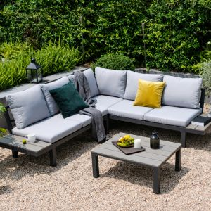 Wild Garden Rio 5 Seater Lounge Sofa Set