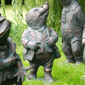 Home & Garden Wind in the Willows Garden Ornament - Mole