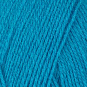 Robin DK Wool, 300m - Bright Turquoise