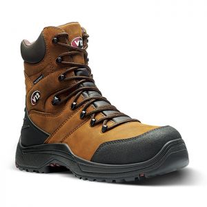 V12 Men's Rocky IGS Zip Boot - Brown