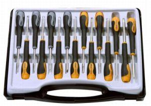 Rolson Precision Screwdriver Set - 15 Piece