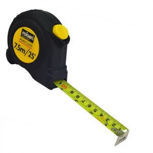 Rolson Protect Tape Measure - 7.5m