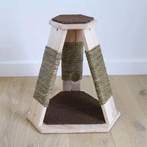 Rosewood Catwalk Collection Natural Caraway Cat Scratcher