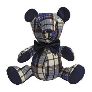 Rosewood Chubleez Plush Dog Toy – Blueberry Bear