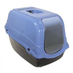 Rosewood Eco Line Hooded Cat Litter Box