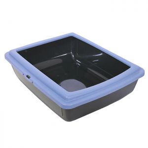 Rosewood Eco Line Litter Tray with Rim