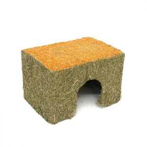 Rosewood Naturals Small Animal Carrot Cottage - Small