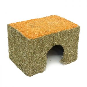 Rosewood Naturals Small Animal Carrot Cottage – Large