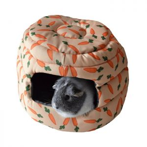 Rosewood Snuggles 2in1 Carrot Bed