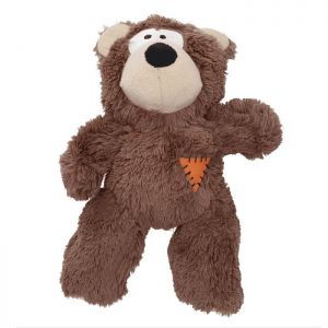 Rosewood Super Tough Plush Dog Toy – Rope Core Bear