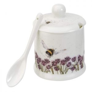 Royal Worcester Wrendale Conserve Pot – Bumble Bee