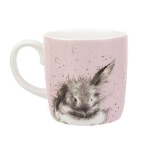 Royal Worcester Wrendale Mug – Bathtime Bunny
