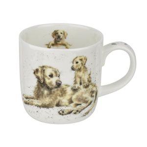 Royal Worcester Wrendale Mug – Devotion Labrador