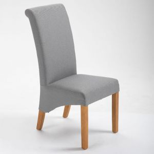 Ruby Dining Chair - Steel