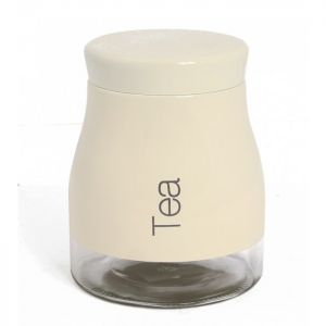 Sabichi Tea Jar - Cream