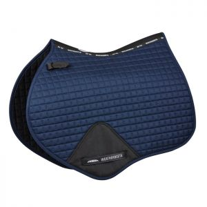 Weatherbeeta Prime Jump Saddle Pad - Navy