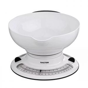 Salter Aquaweigh Mechanical Kitchen Scales