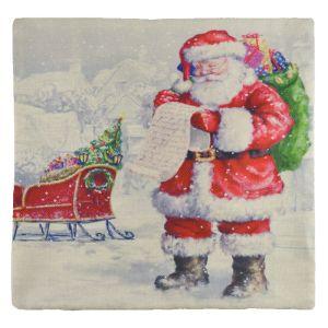 Christmas Santa Cushion Cover - 44cm