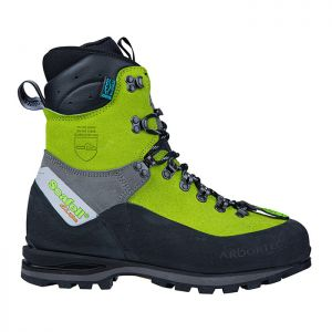 Arbortec Scafell Lite Chainsaw Boot – Lime