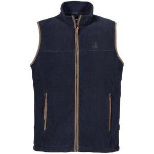 Percussion Men's Scotland Fleece Vest – Blue