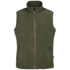 Percussion Men's Scotland Fleece Vest – Khaki